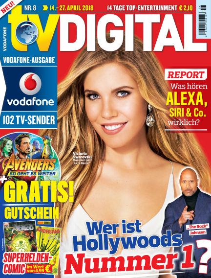 TV DIGITAL Kabel Deutschland April 06, 2018 00:00