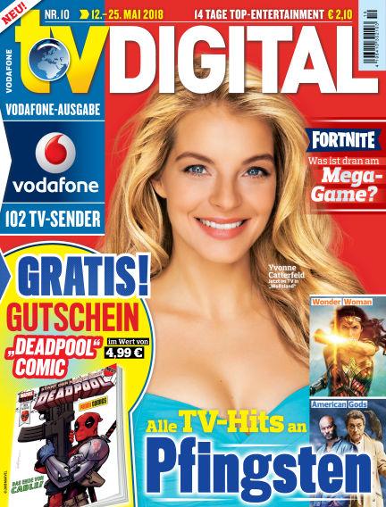 TV DIGITAL Kabel Deutschland May 04, 2018 00:00