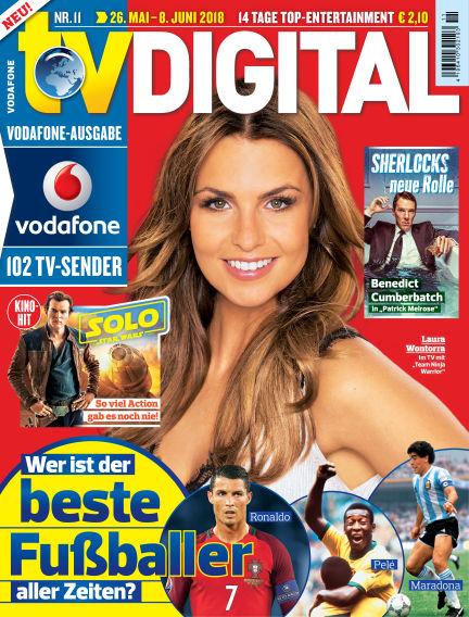 TV DIGITAL Kabel Deutschland May 18, 2018 00:00