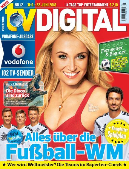 TV DIGITAL Kabel Deutschland June 01, 2018 00:00