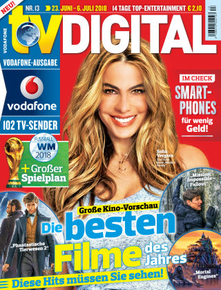 TV DIGITAL Kabel Deutschland 13