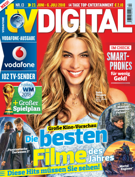 TV DIGITAL Kabel Deutschland June 15, 2018 00:00