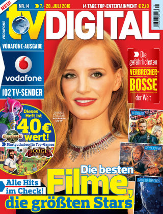 TV DIGITAL Kabel Deutschland 14