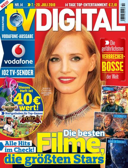 TV DIGITAL Kabel Deutschland June 29, 2018 00:00
