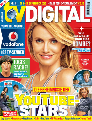 TV DIGITAL Kabel Deutschland 18