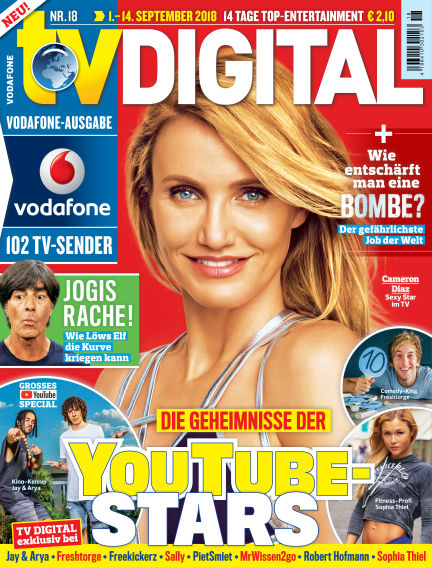 TV DIGITAL Kabel Deutschland August 24, 2018 00:00