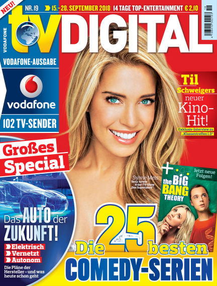 TV DIGITAL Kabel Deutschland September 07, 2018 00:00