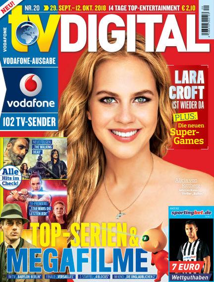 TV DIGITAL Kabel Deutschland September 21, 2018 00:00