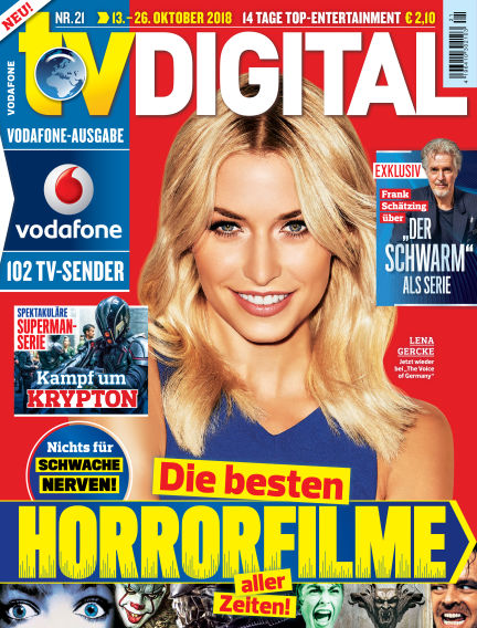 TV DIGITAL Kabel Deutschland October 05, 2018 00:00
