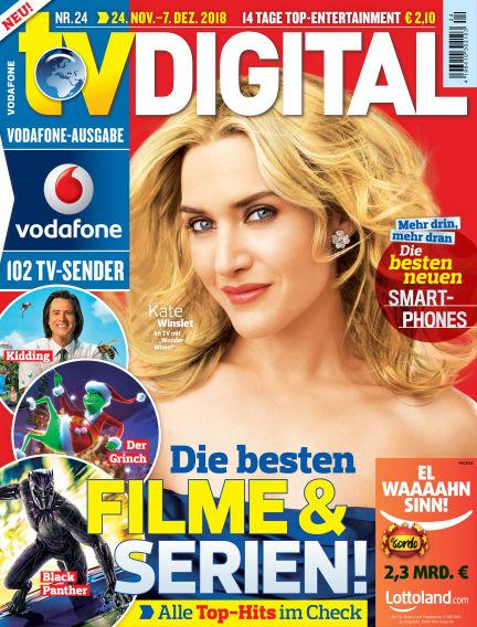 TV DIGITAL Kabel Deutschland November 16, 2018 00:00