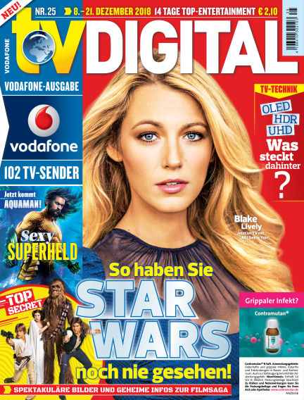 TV DIGITAL Kabel Deutschland November 30, 2018 00:00