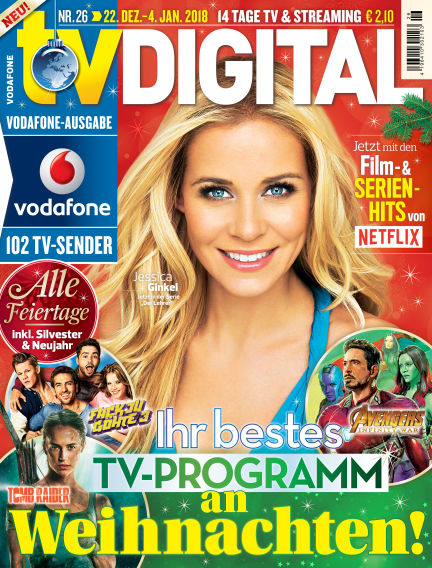 TV DIGITAL Kabel Deutschland December 13, 2018 00:00