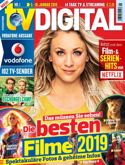 TV DIGITAL Kabel Deutschland December 28, 2018 00:00
