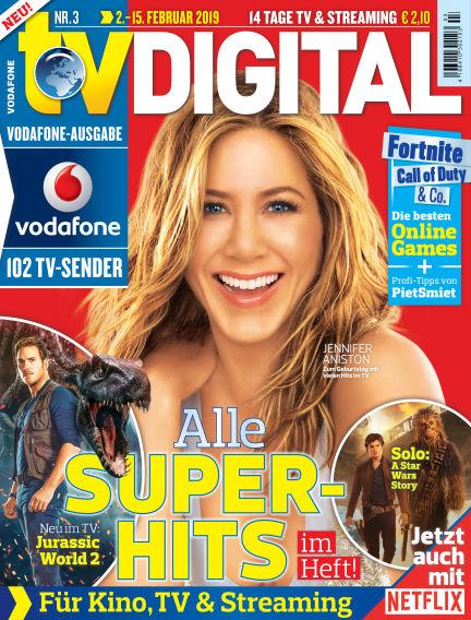 TV DIGITAL Kabel Deutschland January 25, 2019 00:00