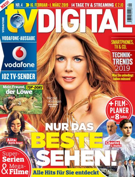 TV DIGITAL Kabel Deutschland February 08, 2019 00:00