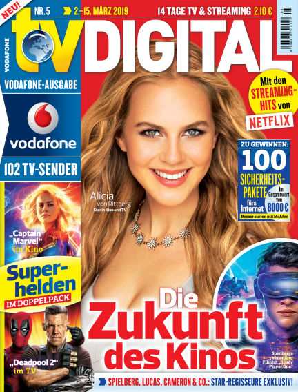 TV DIGITAL Kabel Deutschland February 22, 2019 00:00