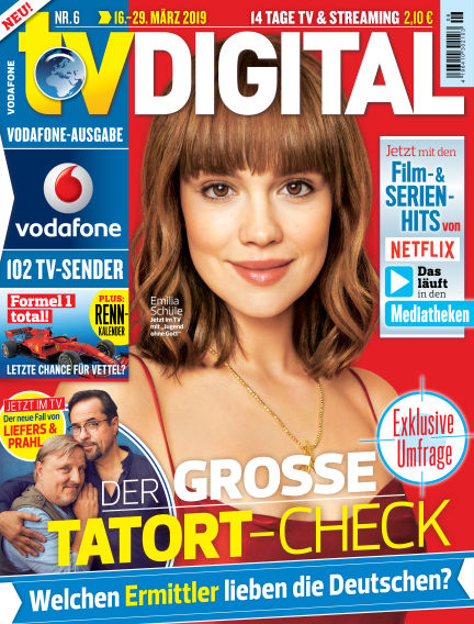 TV DIGITAL Kabel Deutschland March 08, 2019 00:00