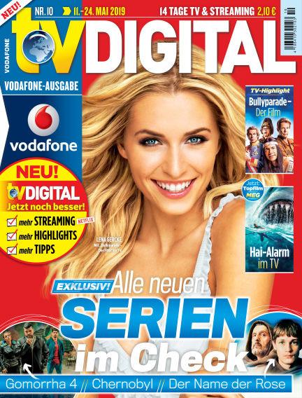 TV DIGITAL Kabel Deutschland May 03, 2019 00:00