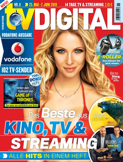 TV DIGITAL Kabel Deutschland May 17, 2019 00:00