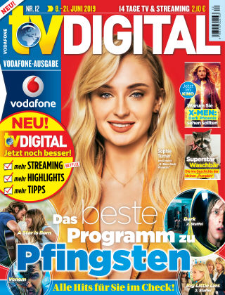 TV DIGITAL Kabel Deutschland 12
