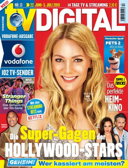TV DIGITAL Kabel Deutschland June 14, 2019 00:00
