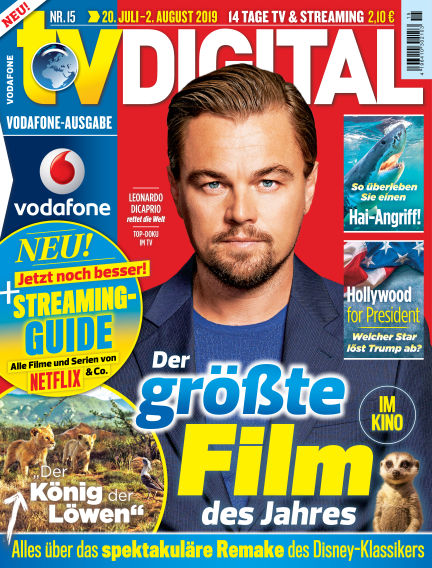 TV DIGITAL Kabel Deutschland July 12, 2019 00:00