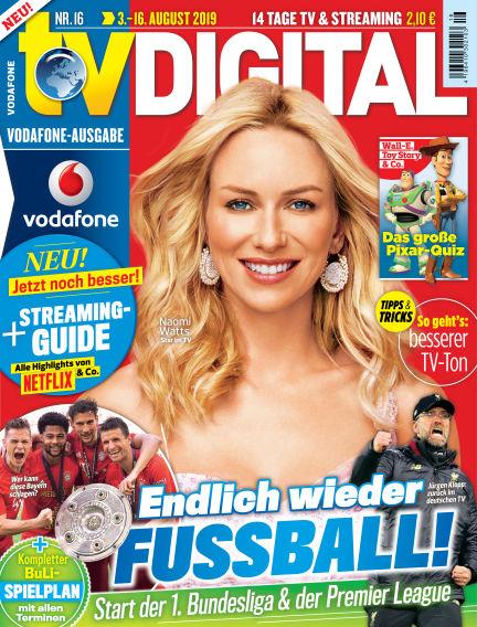 TV DIGITAL Kabel Deutschland July 26, 2019 00:00