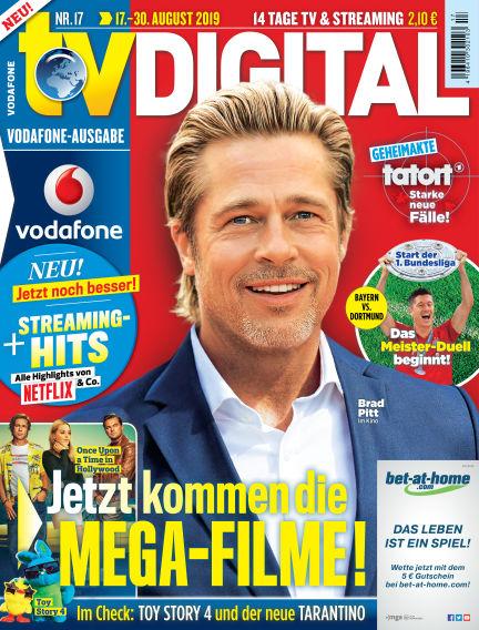 TV DIGITAL Kabel Deutschland August 09, 2019 00:00