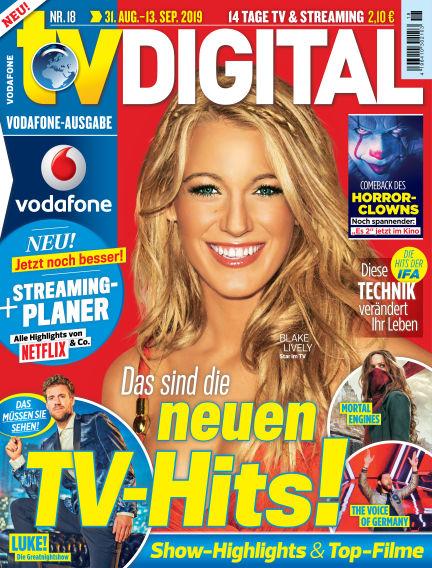 TV DIGITAL Kabel Deutschland August 23, 2019 00:00