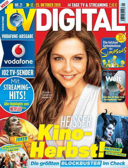 TV DIGITAL Kabel Deutschland October 04, 2019 00:00