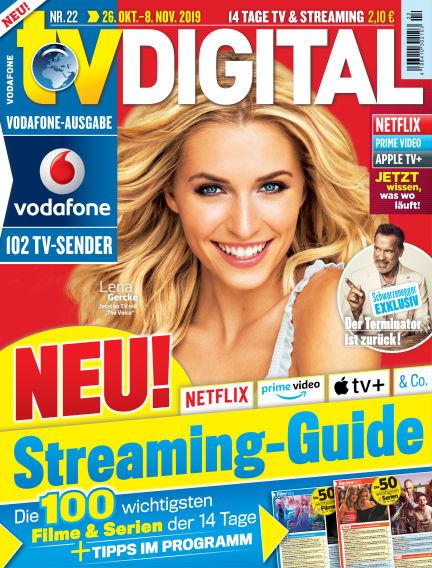 TV DIGITAL Kabel Deutschland October 18, 2019 00:00