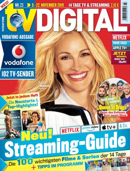 TV DIGITAL Kabel Deutschland October 31, 2019 00:00