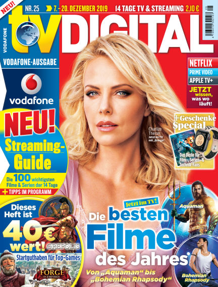 TV DIGITAL Kabel Deutschland November 29, 2019 00:00