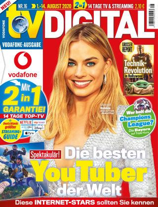 TV DIGITAL Kabel Deutschland 16