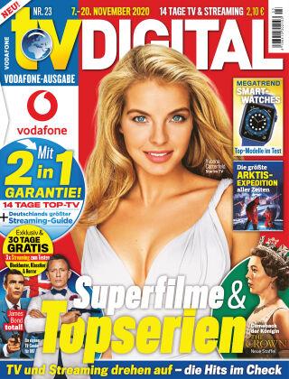 TV DIGITAL Kabel Deutschland 23