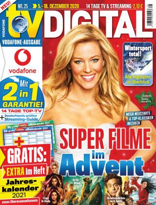 TV DIGITAL Kabel Deutschland 25