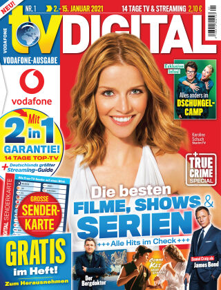 TV DIGITAL Kabel Deutschland 01