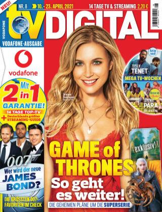 TV DIGITAL Kabel Deutschland 08