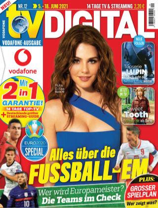 TV DIGITAL Kabel Deutschland 12
