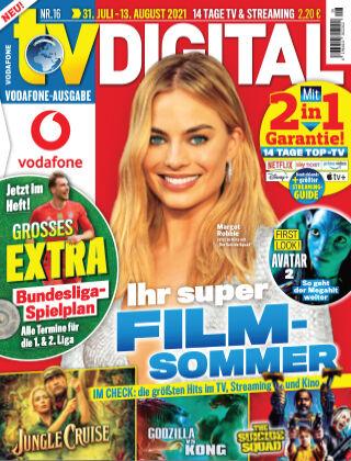TV DIGITAL Kabel Deutschland 16-2021