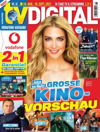 TV DIGITAL Kabel Deutschland 18-2021