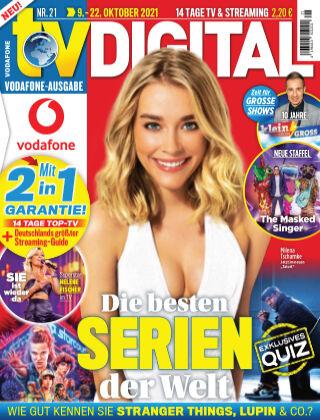 TV DIGITAL Kabel Deutschland 21-2021