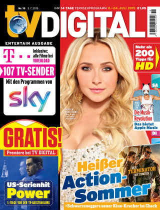 TV DIGITAL Entertain  NR.15 2015