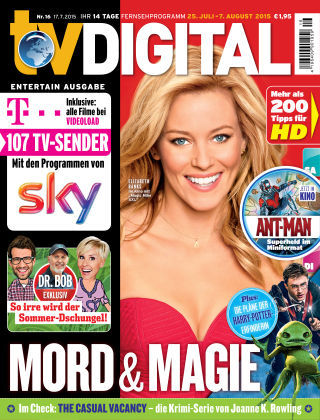 TV DIGITAL Entertain NR.16 2015