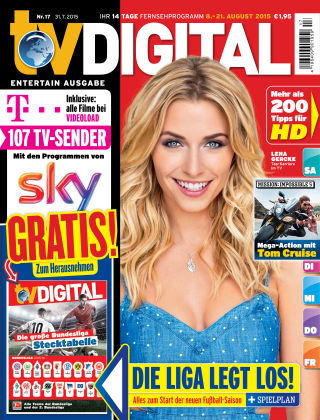 TV DIGITAL Entertain NR.17 2015