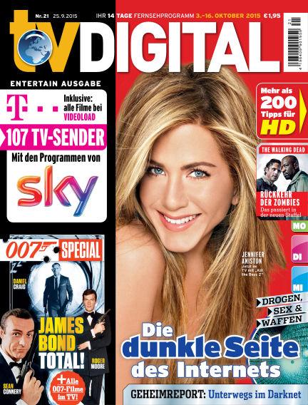 TV DIGITAL Entertain September 25, 2015 00:00