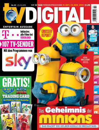 TV DIGITAL Entertain 23