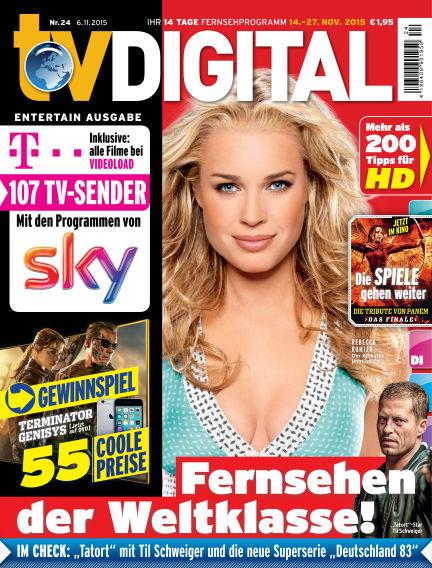 TV DIGITAL Entertain November 06, 2015 00:00