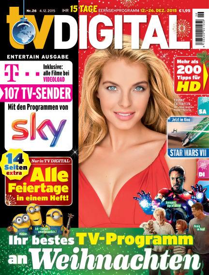 TV DIGITAL Entertain December 04, 2015 00:00