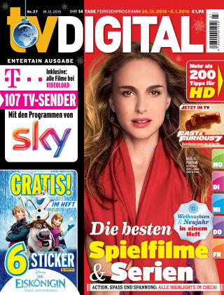 TV DIGITAL Entertain 27